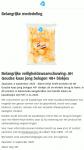 Advertentie terugroepactie Albert Heijn Goudse kaas jong belegen blokjes