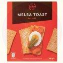 Allergenenwaarschuwing Backers Melba Toast (ALDI)