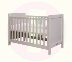 Veiligheidswaarschuwing Bopita babybed Sven