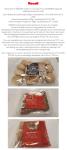Advertentie terugroepactie Nettorama afbakbroodjes Dutch Bakery en g'woon