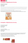 Advertentie broodjes en crackers SPAR