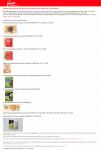 Advertentie terugroepactie Vomar producten met sesam