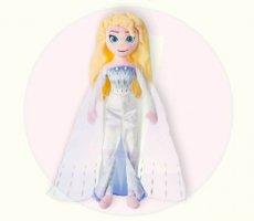 Terugroepactie Disney soft doll Elsa