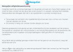 Advertentie allergenenwaarschuwing Vivera Plant Spekjes Hoogvliet