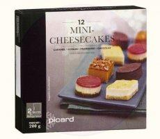 Allergenenwaarschuwing Picard Mini-Cheesecakes (Albert Heijn)