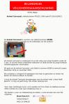 Advertentie terugroepactie Dierencarrousel Primi Passi