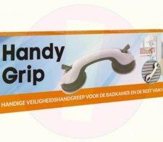 Terugroepactie Handy Grip veiligheidshandgreep Kruidvat