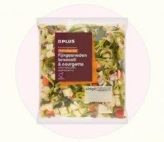 Allergenenwaarschuwing PLUS Roerbakgroenten Broccoli & Courgette