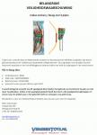 Advertentie terugroepactie Indian Archery boog met pijlen