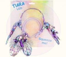 Terugroepactie Action LED Tiara Mermaid