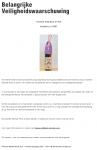 Advertentie Terugroepactie Primark set stempelstiften met geur