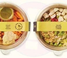 Allergenenwaarschuwing Salad Tarly Vegan en Salad Bulghur Cheese Pomegranate (SPAR)
