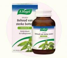 Terugroepactie A. Vogel Urticalcin