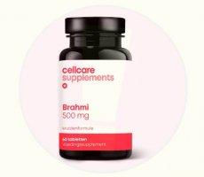 Terugroepactie CellCare Brahmi voedingssupplement