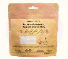 Terugroepactie Decathlon Forclaz trekkingmaaltijd Kip met Rijst en Curry